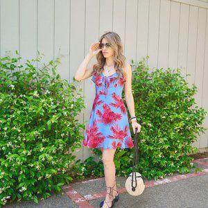 Miami Tropical Dress